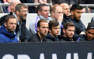 Lucas Moura lets slip Harry Kane will return against Ajax