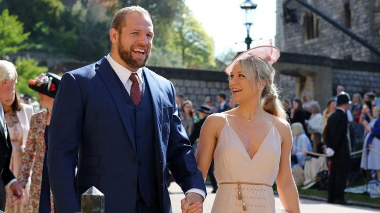 Chloe Madeley admits she doesn't want James Haskell going on Strictly Come Dancing
