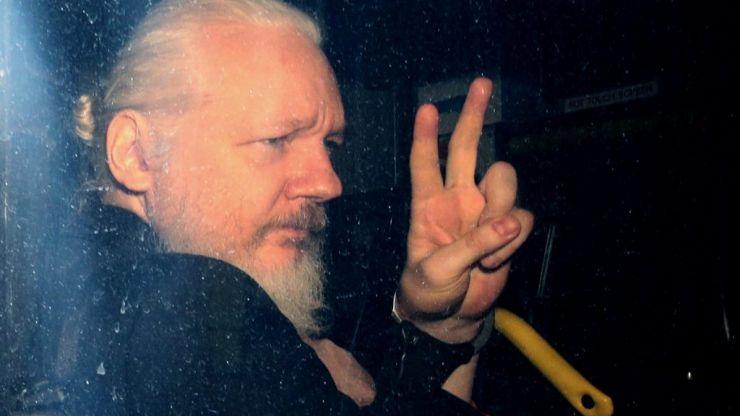 Wikileaks' Julian Assange jailed for 50 weeks