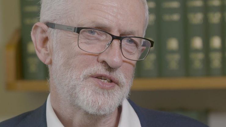 Jeremy Corbyn denounces anti-Semitic tropes in Hobson's 'Imperialism'