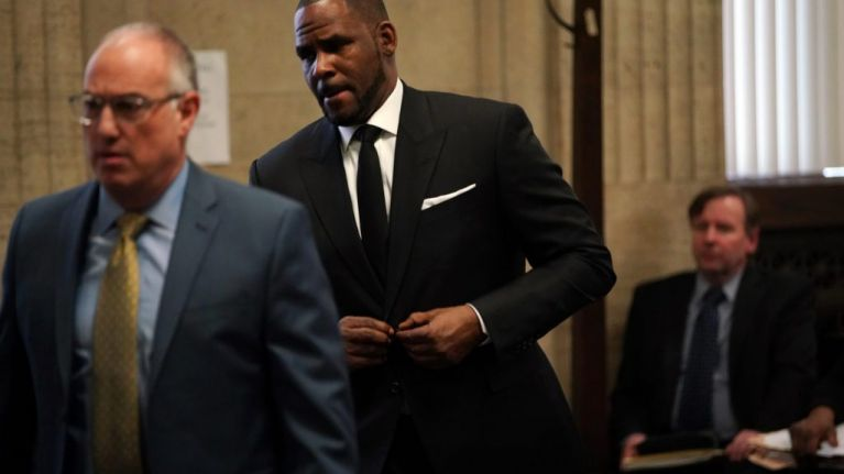 R Kelly's lawyer: I'm happy defending anyone, I have defended serial child rapist killers