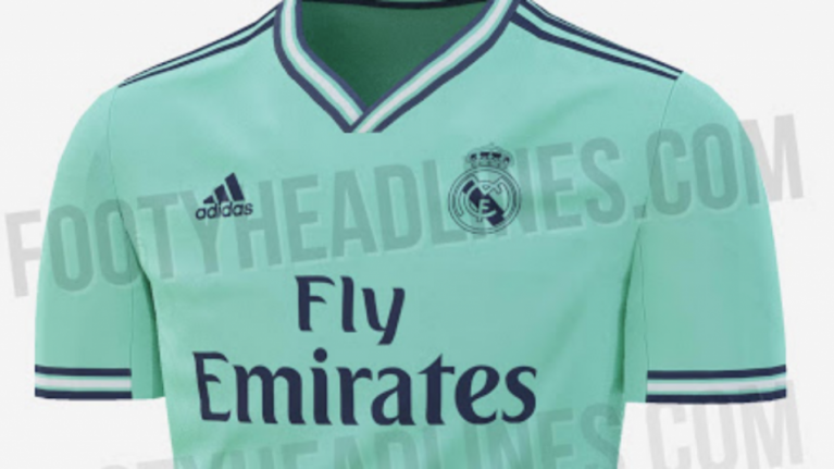 d28586418 Real Madrid's new away kit has been leaked and it's bloody lovely ...