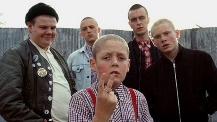 Film 4 is showing a season of Shane Meadows films, so get the DVR ready