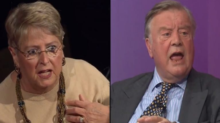 """""""If Ireland's a problem, give it back to the Irish"""" comment draws applause during BBC Brexit debate"""