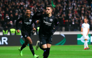 Real Madrid have reportedly signed Eintracht Frankfurt wonderkid Luka Jovic