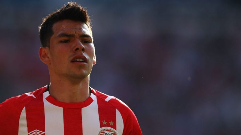 Man Utd target Hirving Lozano agrees move to Napoli