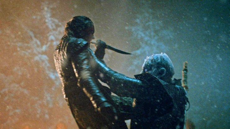 Fan theory about Arya Stark and Azor Ahai 'confirmed' by 'perfect' Game of Thrones episode