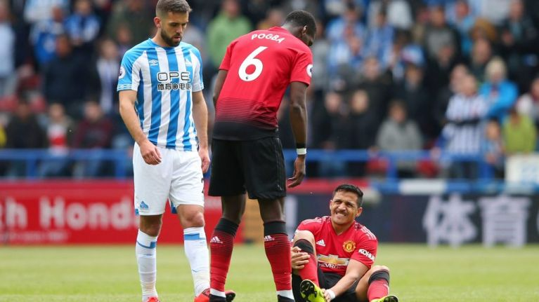 Gary Neville blasts Man Utd as they blow faint top four hopes at Huddersfield
