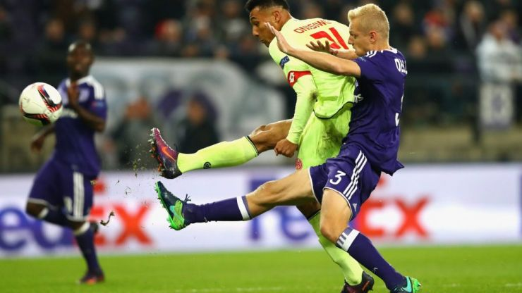 Mainz striker Karim Onisiwo 'couldn't remember' scoring goal after suffering concussion