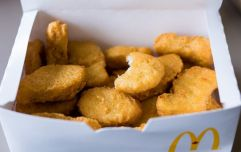 Chicken nugget ice cream now exists and it looks delicious