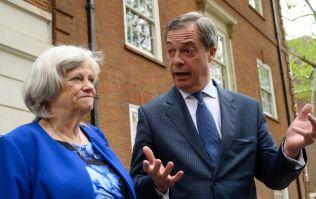 Teenager pranks Nigel Farage with selfie video 'for his mum'