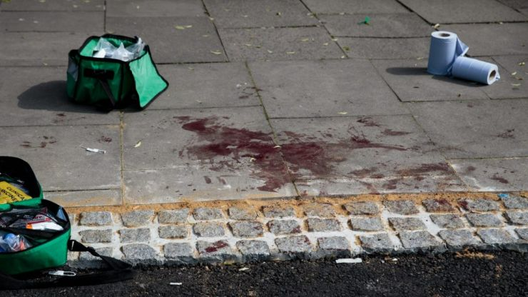 Teenager stabbed to death in southeast London