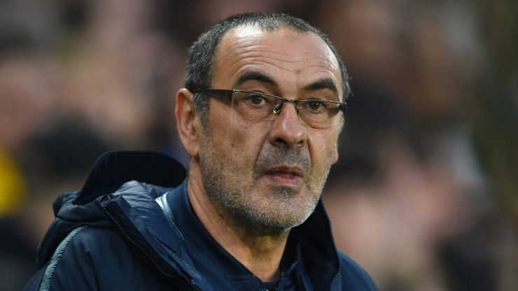 Serie A club ready to take Maurizio Sarri off Chelsea's hands