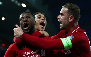 Social media stories show madness in Liverpool dressing room after Barcelona victory