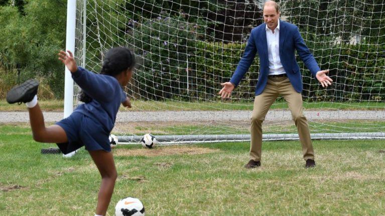 Prince William congratulates Liverpool on incredible Barcelona comeback