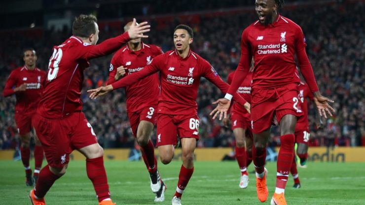 Miracle Men: Liverpool's pounding heart pulverises Barcelona