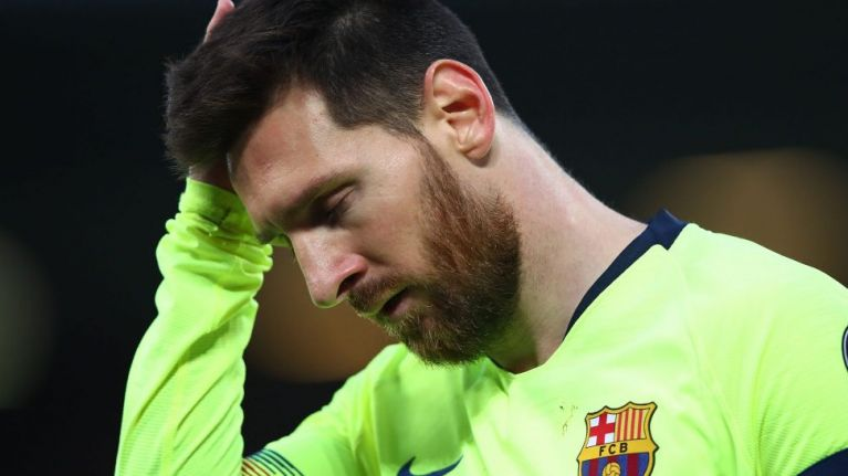 Barcelona send saltiest tweet ever after loss to Liverpool