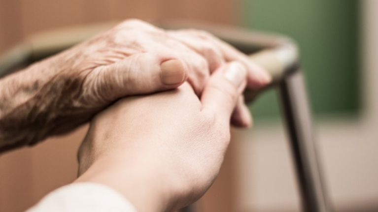 82-year-old woman reunited with 104-year-old mother after 60 year search