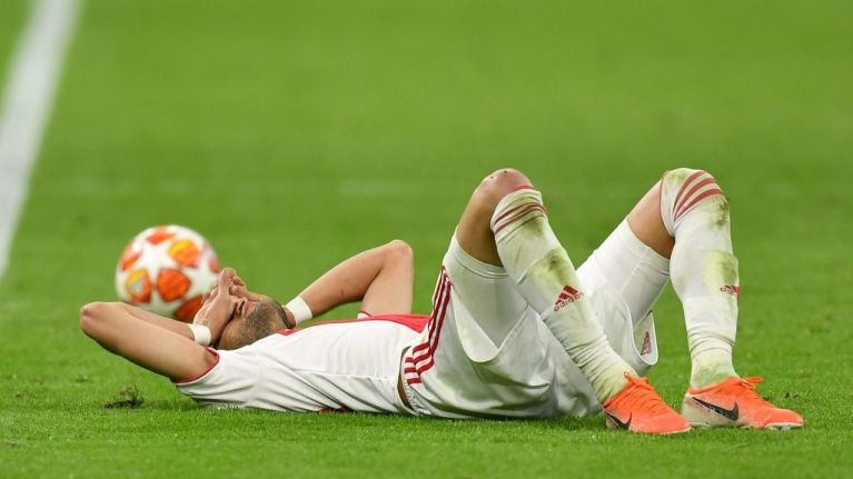 Ajax release defiant video in wake of heartbreaking Champions League exit