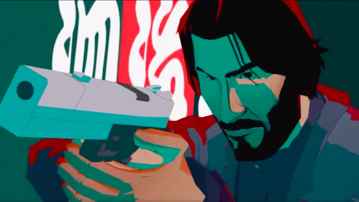 John Wick to be made into video game with voices provided by the cast