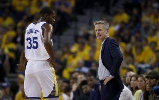 Golden State Warriors coach Steve Kerr quotes Jurgen Klopp after NBA playoff win