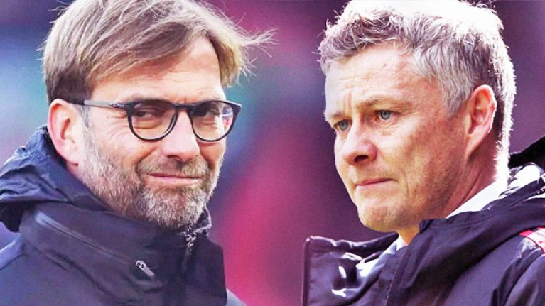 Liverpool's exploits feel a million miles away from the mess at Manchester United