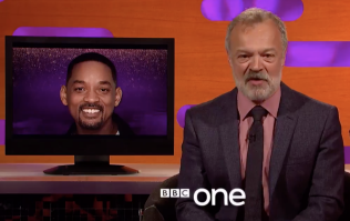 Here's who's on tonight's Graham Norton Show
