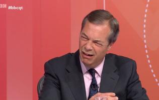 Nigel Farage tells Question Time Leave was a vote for no deal, not Norway, despite video of him arguing opposite