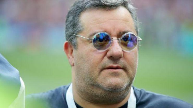 Fifa ban Mino Raiola from transfer activity for three months
