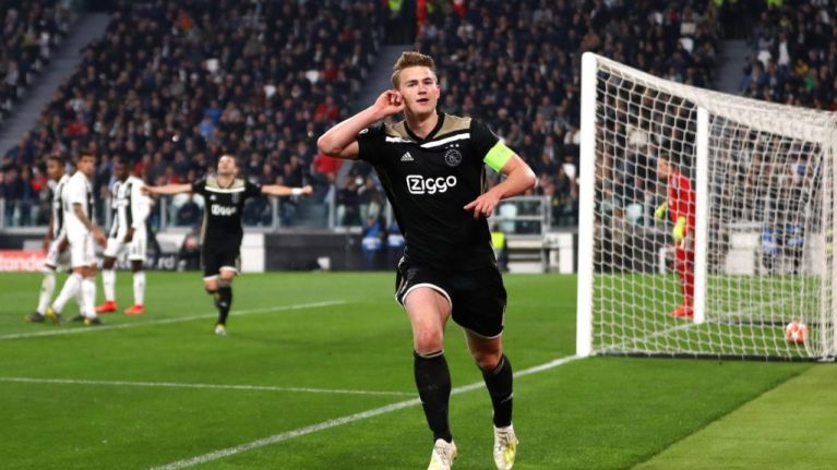 "Jermaine Jenas: ""Harry Maguire is a better player than Matthijs De Ligt"""