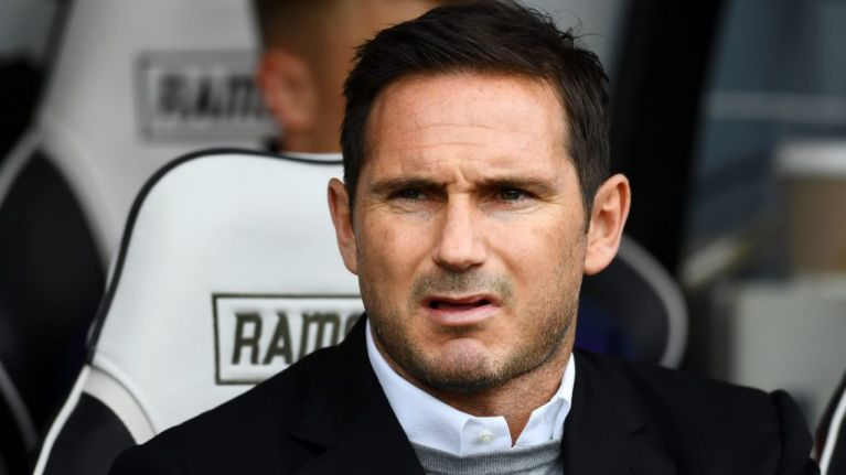 Leeds United fans had a brand new chant aimed at Frank Lampard after win against Derby