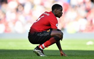 Paul Pogba responds to verbal abuse from Manchester United fans after defeat to Cardiff