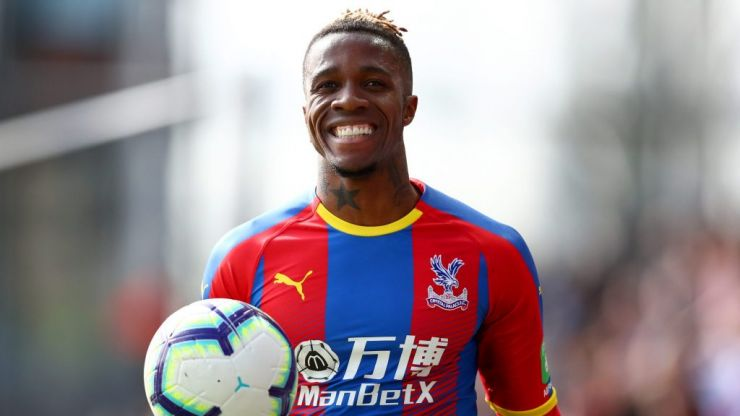 Wilfried Zaha doubts Jon Snow's ability to rule the Seven Kingdoms