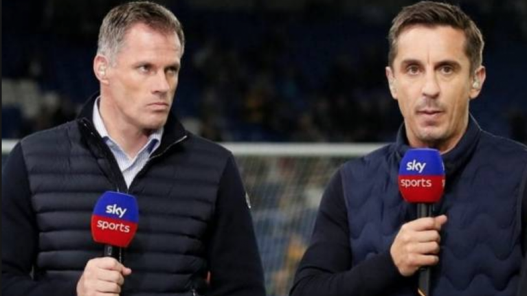 Gary Neville has brutal response to Liverpool coming second in Premier League