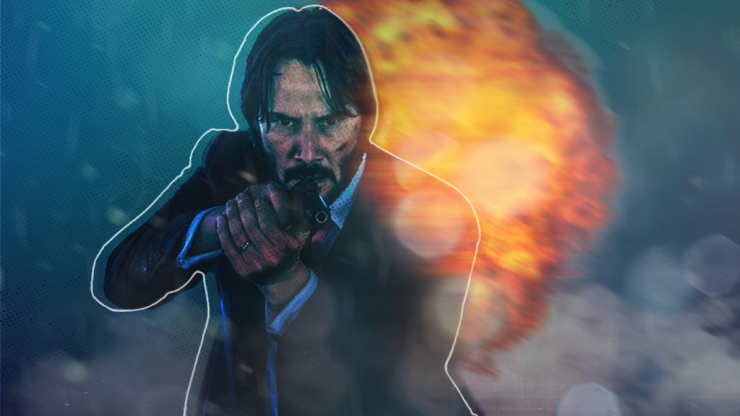 John Wick and the man who saved action movies