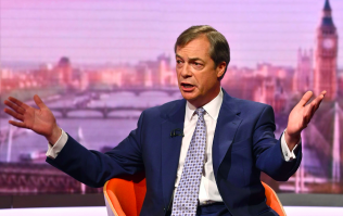 Anti-Brexit tactical voting website launched by scientists to stop Nigel Farage at European elections
