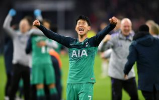 Son Heung-min being nice to teammates' kids is the video you need to see right now