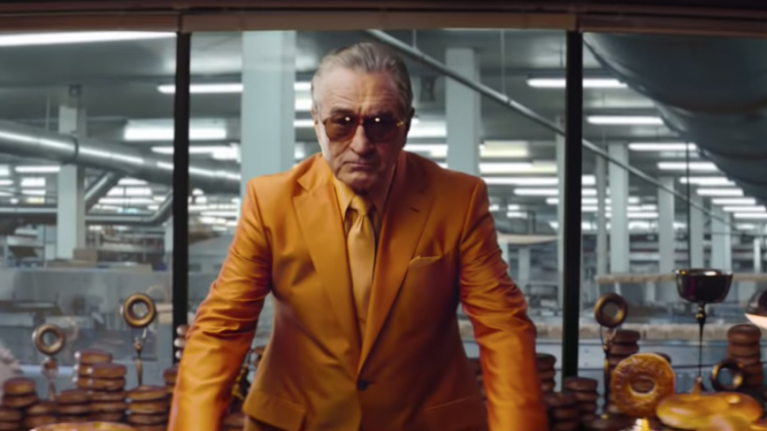 Robert DeNiro is in a bread advert now, for some reason