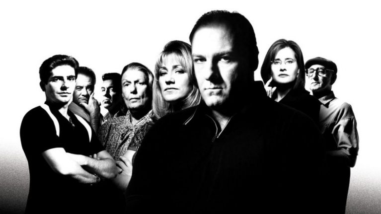 Here are the first images of young Tony Soprano in the Sopranos prequel movie