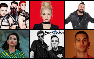 Predicting the winner of Eurovision 2019 based solely on their promo photographs