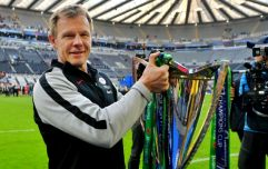 Saracens maestro Mark McCall tipped to succeed Eddie Jones