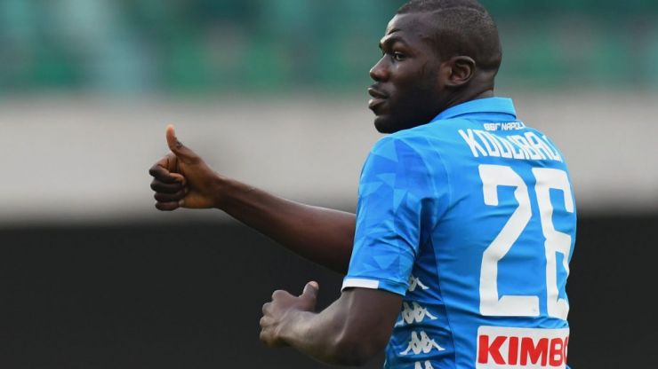 Man Utd 'make Kalidou Koulibaly number one transfer target'