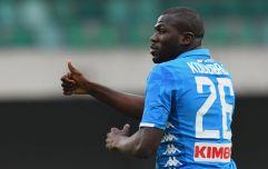 Man Utd 'make Kalidou Koulibaly number one transfer target'