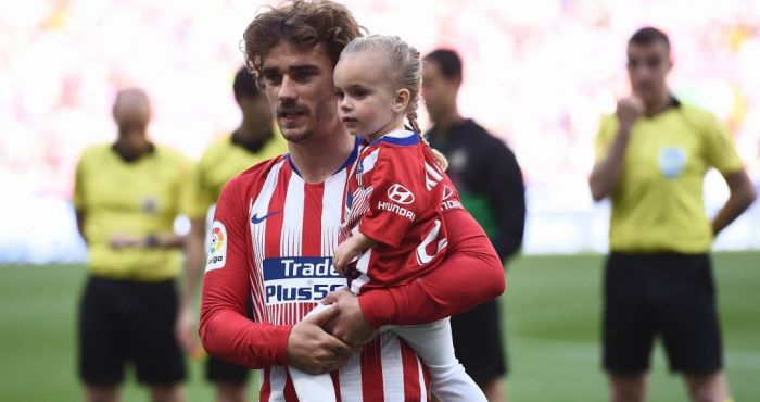 Antoine Griezmann releases dramatic video confirming he is leaving Atletico Madrid