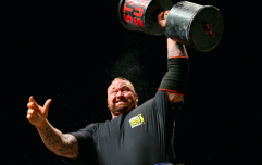 The Mountain had a brutal training regime to prepare him for Game of Thrones' CleganeBowl