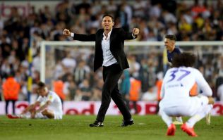 Frank Lampard belts out 'Stop crying Frank Lampard' after win against Leeds