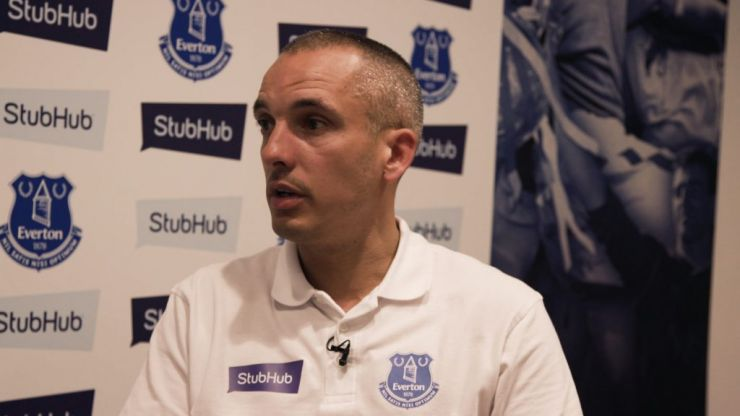 Leon Osman discusses the mental health problems young footballers have to face