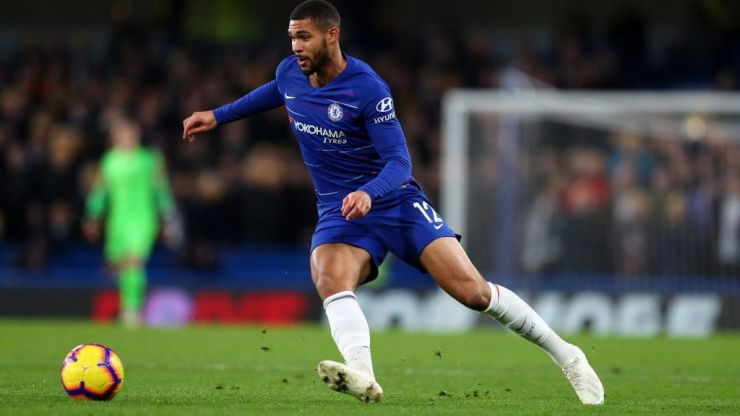 Ruben Loftus-Cheek out of Europa League final after rupturing Achilles in friendly