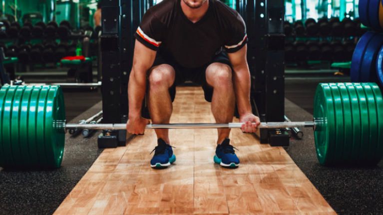 Boost your deadlift by including this unusual exercise in your workouts