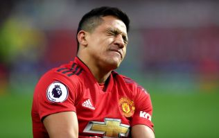Man Utd have two European giants competing for Alexis Sanchez